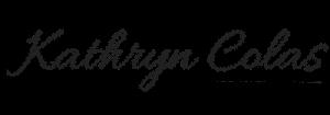 Kathryn Colas Signature